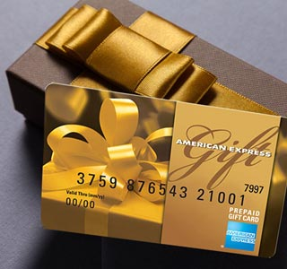$7,000 Amex Giftcard